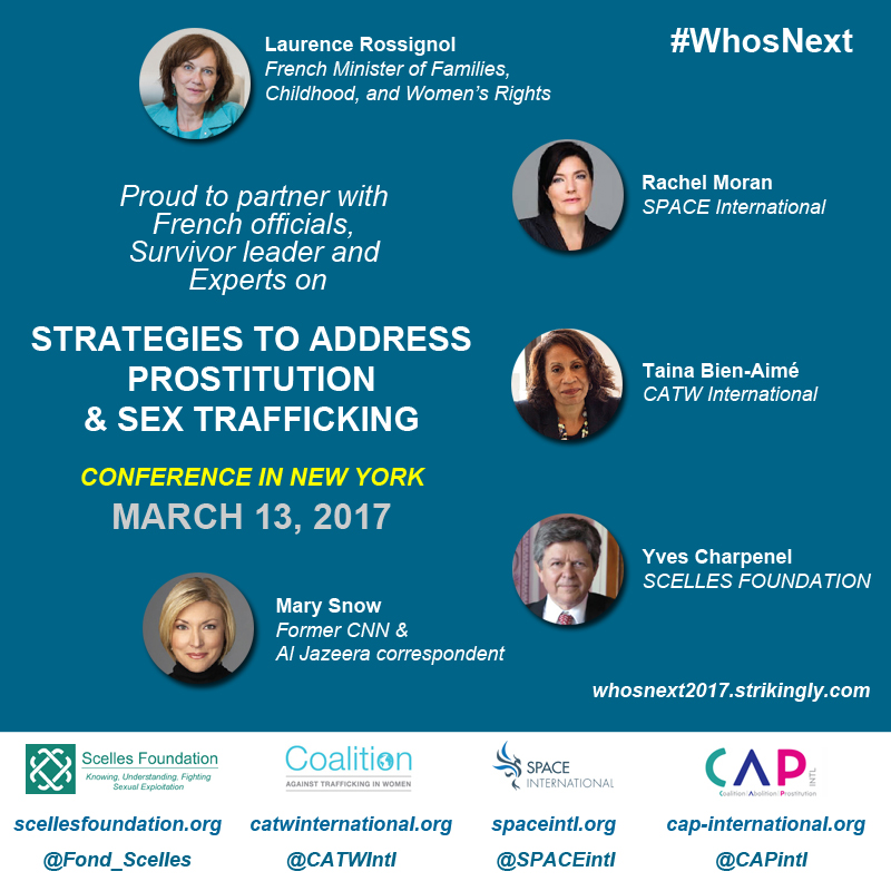 Strategies To Address Prostitution & Sex Trafficking