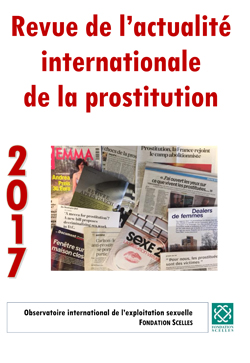 Revue de l'actualité internationale de la prostitution 2017
