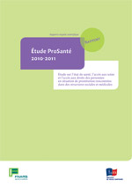 rapport etude prosante 2010-2011-1