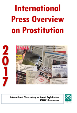 2017 International Press Overview on Prostitution